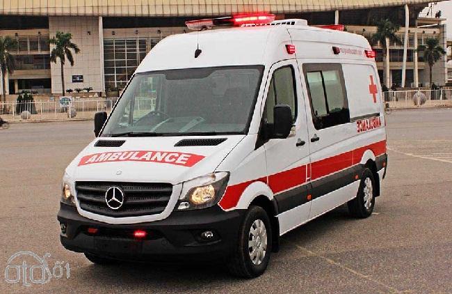 Xe cứu thương: Giá bán, thông số các loại xe cứu thương tại Việt Nam 6