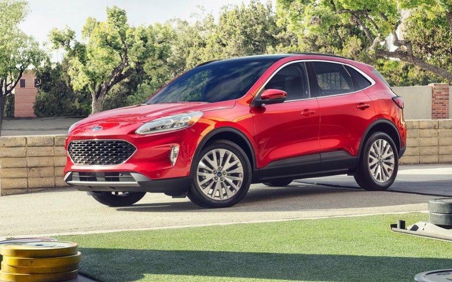 Mức tiêu hao nhiên liệu của Ford Escape mới nhất