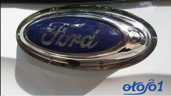 Logo Ford, ốp mang cá Ford, Camera lùi- Phụ tùng Ford chính hãng 8