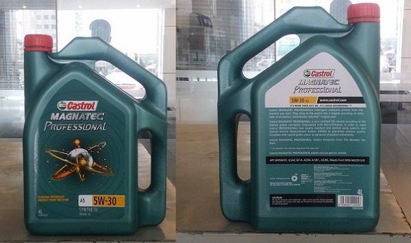 Dầu máy, dầu động cơ xe Ford và những điều cần biết khi thay đàu xe Ford 5