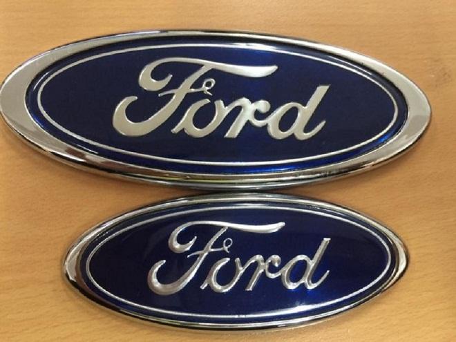 Logo Ford, ốp mang cá Ford, Camera lùi- Phụ tùng Ford chính hãng 1