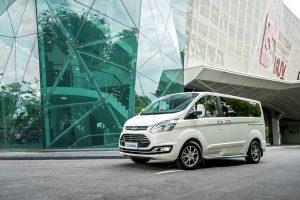 Mức tiêu hao nhiên liệu của Ford Tourneo mới 2