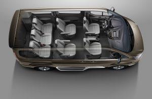 Trải nghiệm, đánh giá Ford Tourneo mẫu xe 7 chỗ đa dụng MPV mới 4