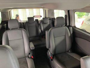 Trải nghiệm, đánh giá Ford Tourneo mẫu xe 7 chỗ đa dụng MPV mới 5