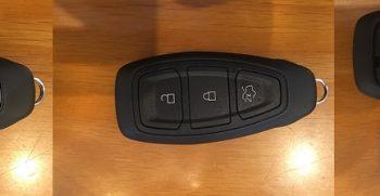 Dịch vụ làm chìa khóa xe Ford, Khóa Điện, Remote, Smartkey 5