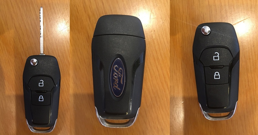 Dịch vụ làm chìa khóa xe Ford, Khóa Điện, Remote, Smartkey 2