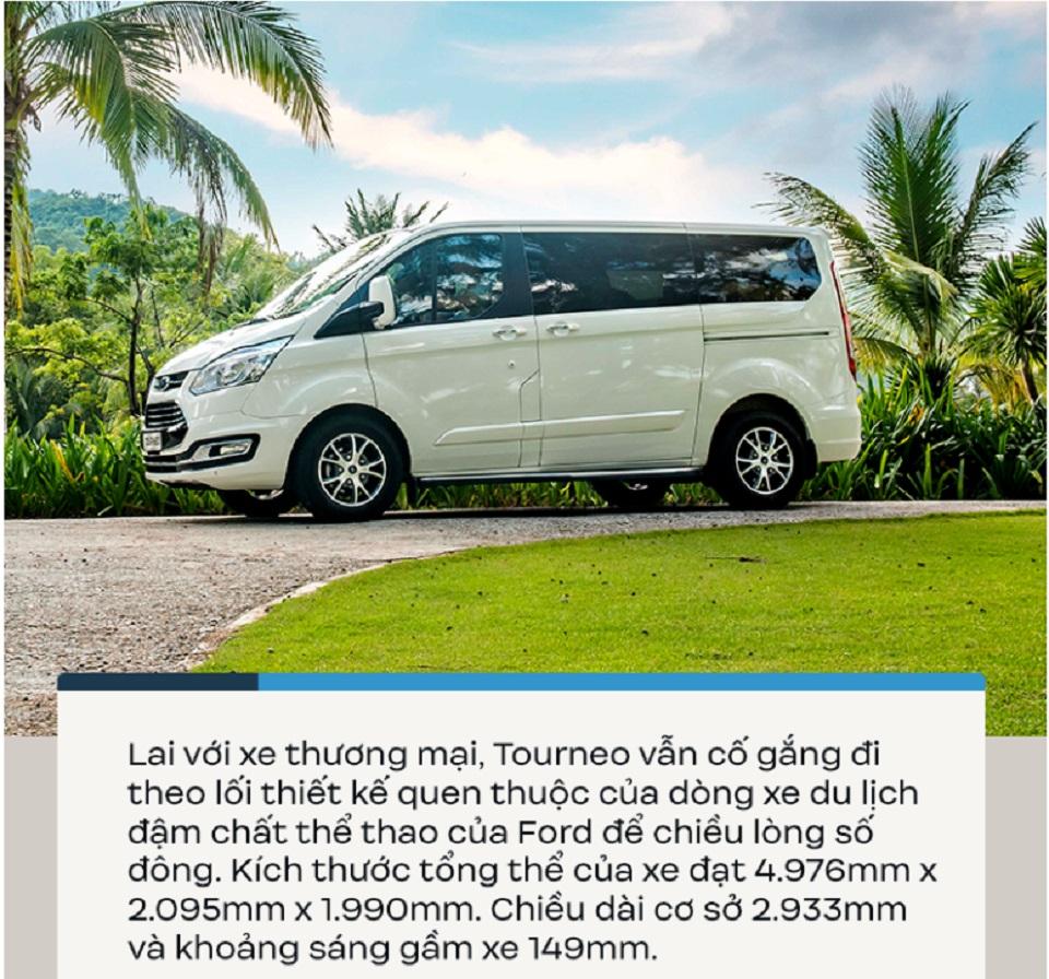 Ford Tourneo những điều cần biết về chiếc MPV 7 chỗ mới 2