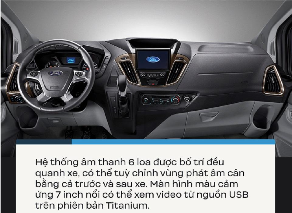 Ford Tourneo những điều cần biết về chiếc MPV 7 chỗ mới 4