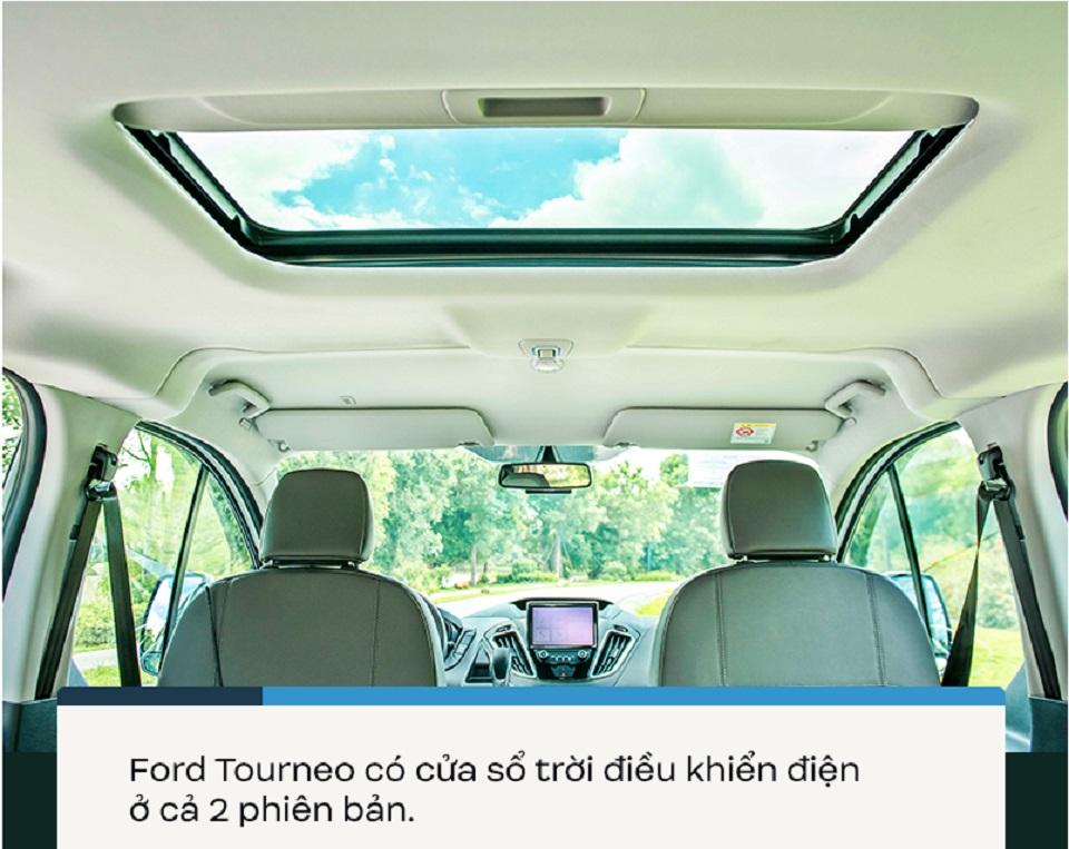 Ford Tourneo những điều cần biết về chiếc MPV 7 chỗ mới 5