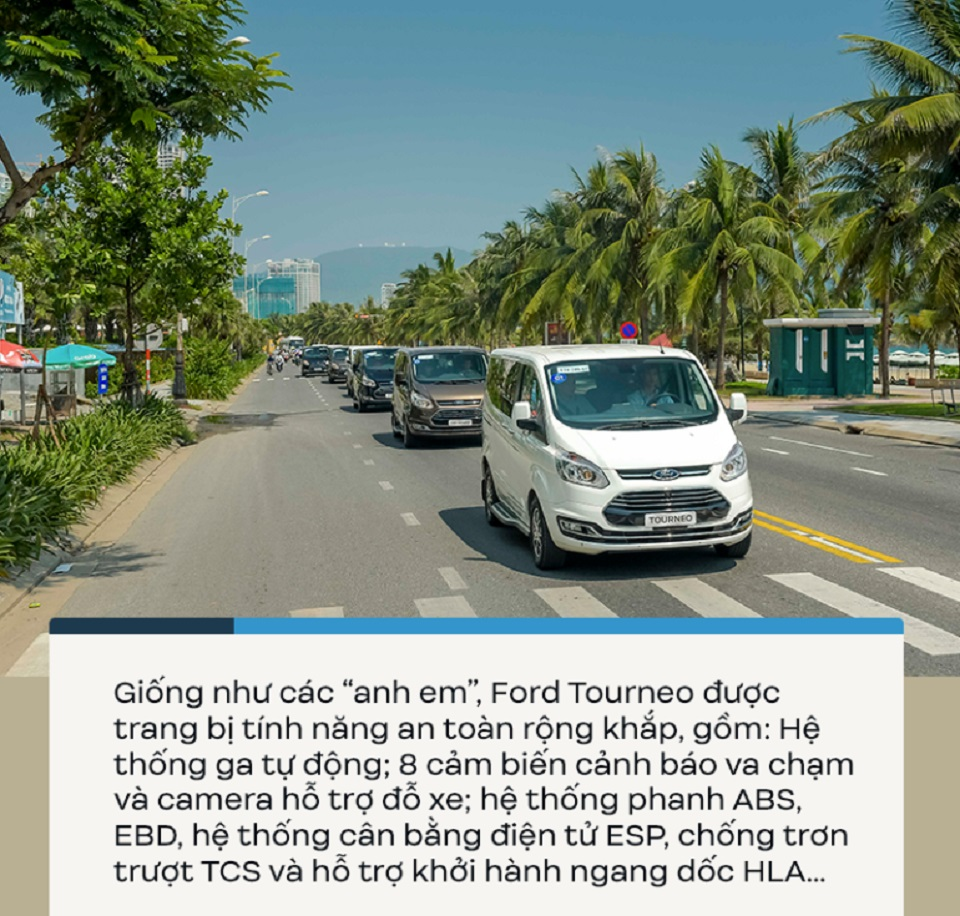 Ford Tourneo những điều cần biết về chiếc MPV 7 chỗ mới 7