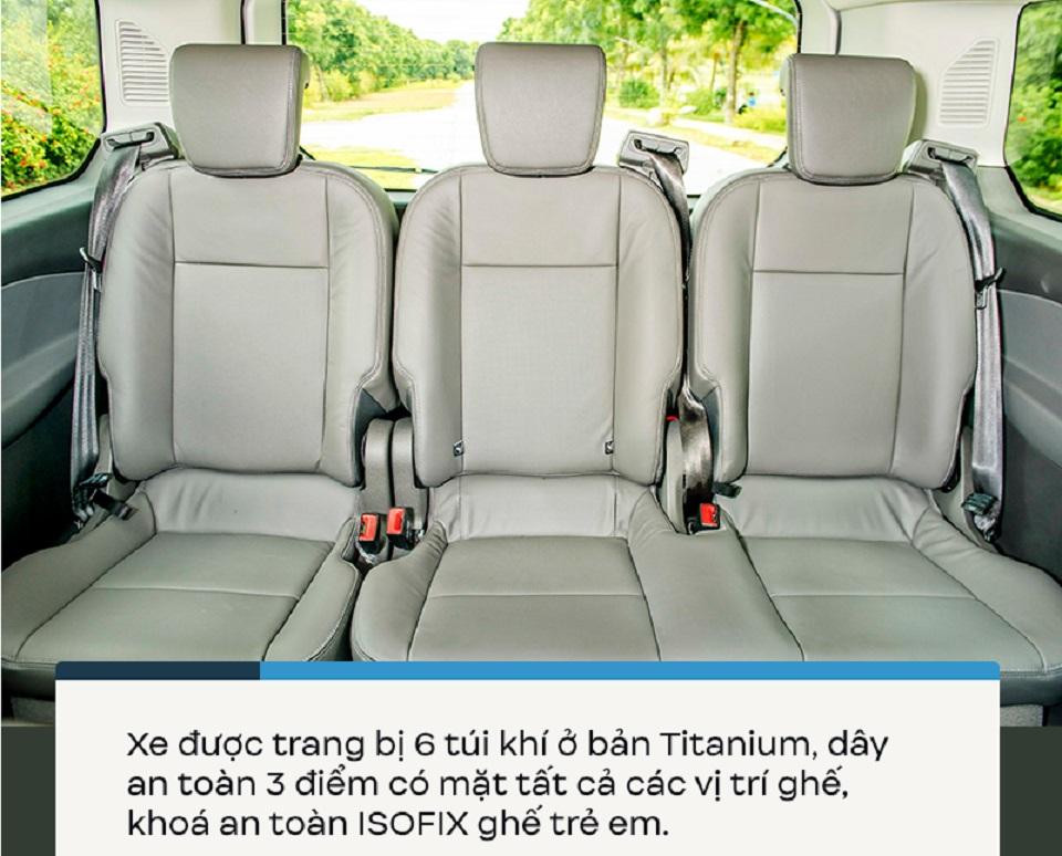Ford Tourneo những điều cần biết về chiếc MPV 7 chỗ mới