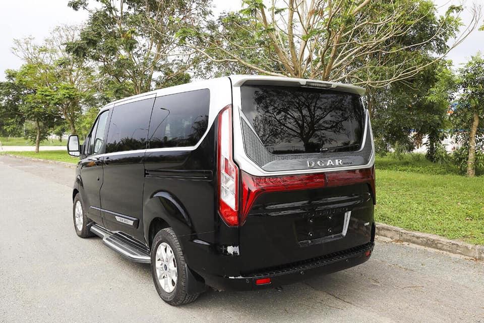 Ford Tourneo Limousine bản độ hạng sang trong phân khúc MPV 3