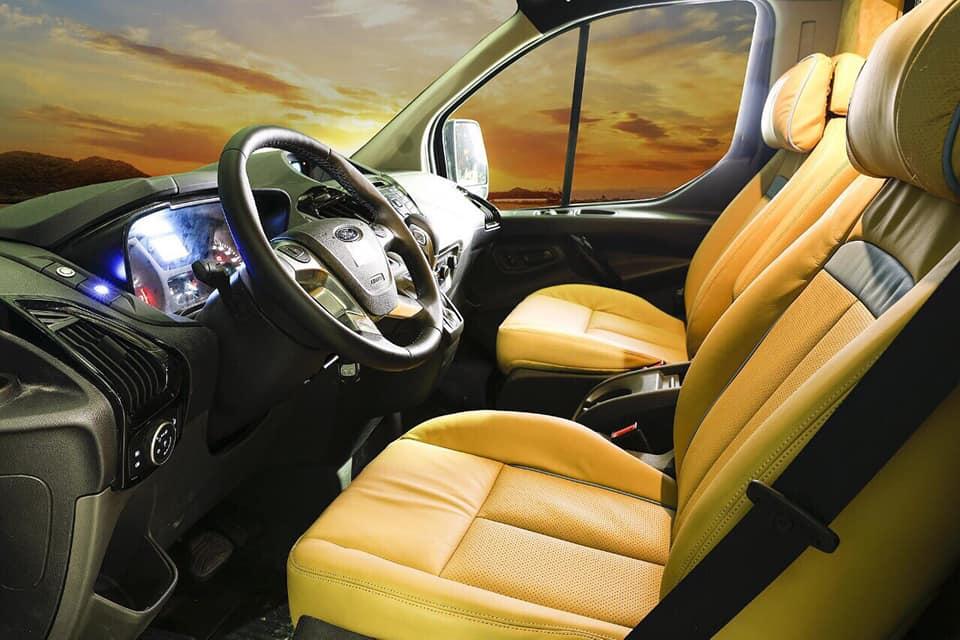 Ford Tourneo Limousine bản độ hạng sang trong phân khúc MPV 12