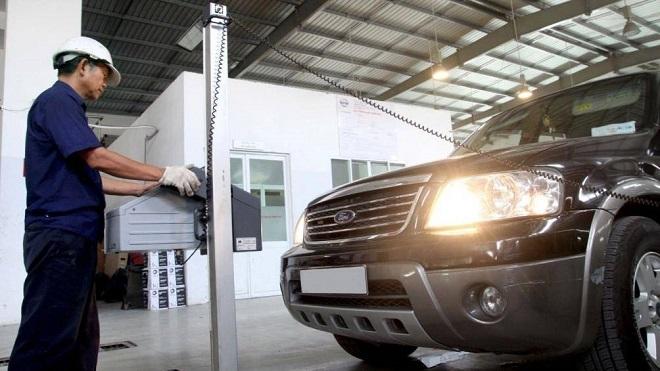 Những điều cần biết về thủ tục đăng kiểm ô tô mới nhất