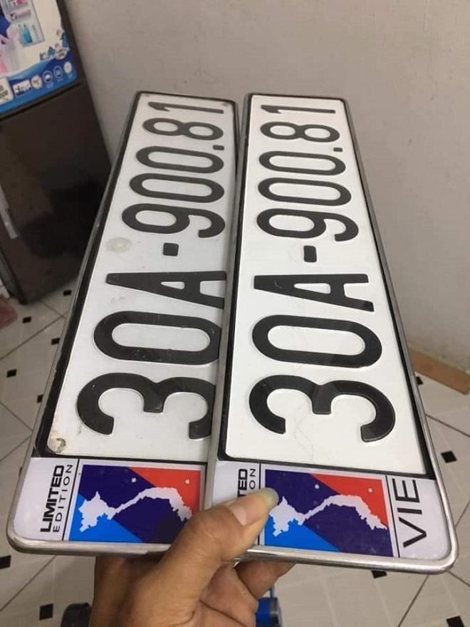 Dịch vụ làm hai biển số dài cho ôtô tại Việt Nam - Hướng dẫn đăng ký xe ô tô 15