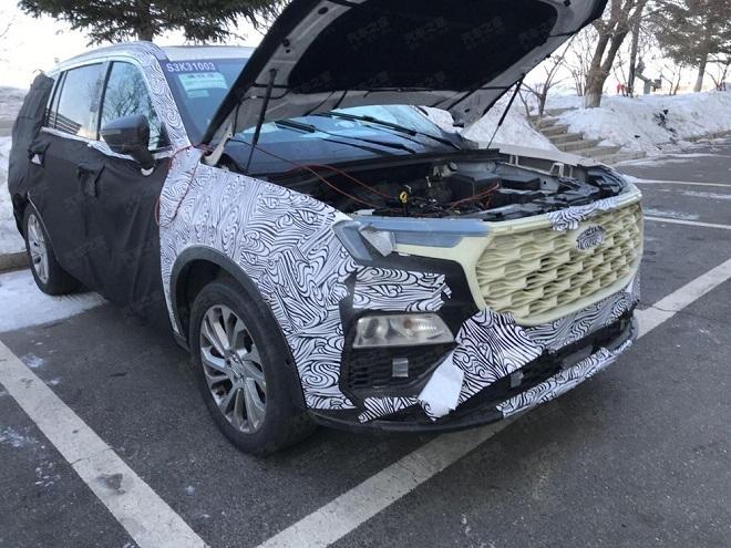 Ford Everest 2021: Thông số kỹ thuật và giá bán mới nhất 3
