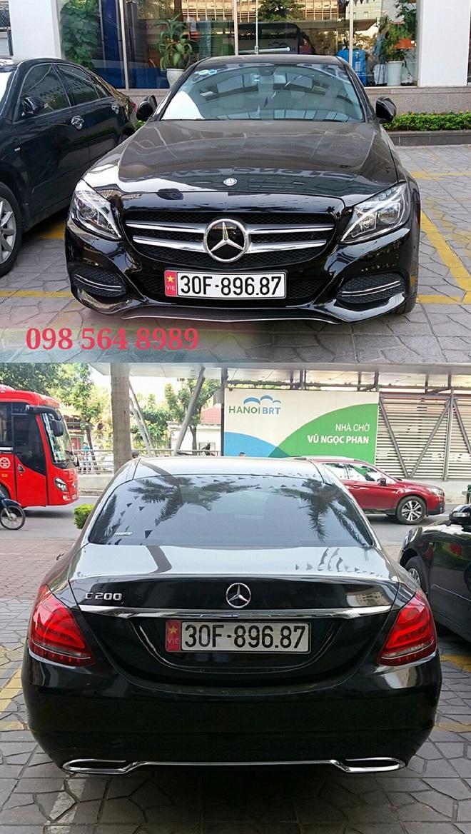 Dịch vụ làm hai biển số dài cho ôtô tại Việt Nam - Hướng dẫn đăng ký xe ô tô 4