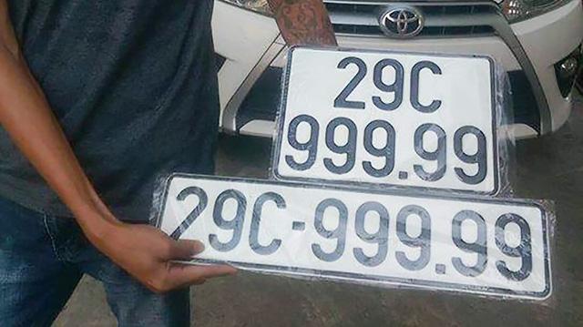 Biển số xe ô tô đẹp và cách luận biển số xe 5