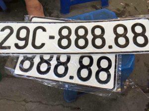 Biển số xe ô tô đẹp và cách luận biển số xe 3