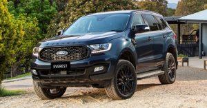 Mua trả góp xe Ford Everest: thủ tục & lãi suất cụ thể hàng tháng 7