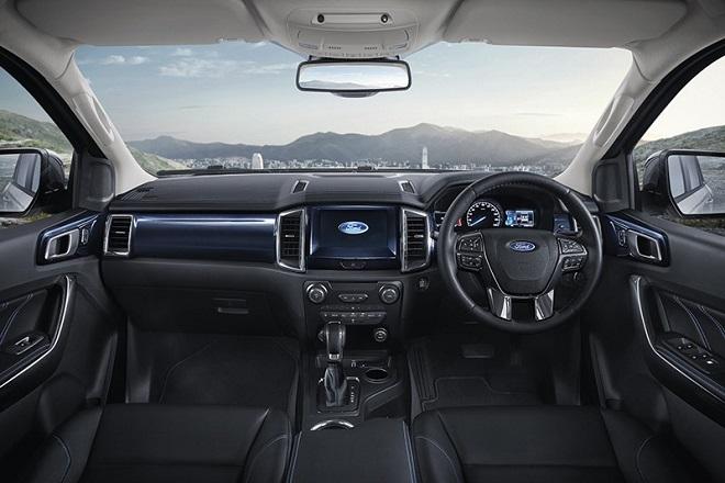 Ford Everest Sport giá bán, khuyến mại và thông số kỹ thuật 4
