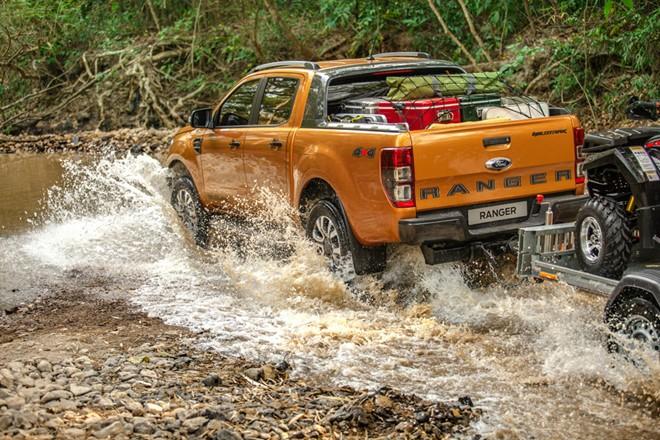 Chi phí sử dụng xe bán tải Ford Ranger mới nhất 2