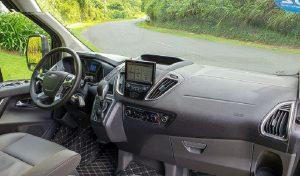 Mức tiêu hao nhiên liệu của Ford Tourneo mới 4
