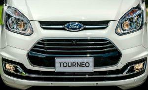 Mức tiêu hao nhiên liệu của Ford Tourneo mới 3