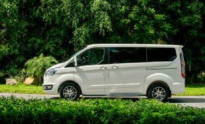 Mức tiêu hao nhiên liệu của Ford Tourneo mới 1