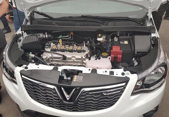 Mức tiêu thụ nhiên liệu xe VinFast Fadil 2