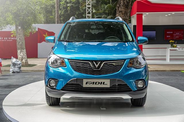 Mức tiêu thụ nhiên liệu xe VinFast Fadil