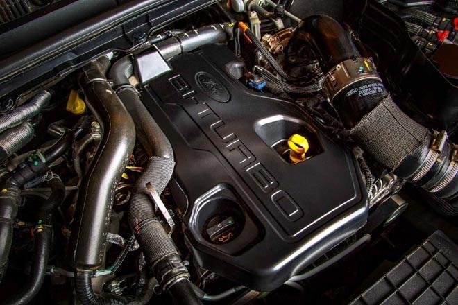 Mức tiêu hao nhiên liệu của Ford Ranger trên từng loại động cơ 3