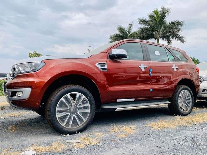 Mức tiêu thụ nhiên liệu của Ford Everest 3
