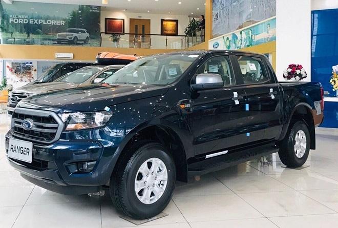 Ford Ranger XLS một cầu số tự động, số sàn- Chi tiết giá bán, giá lăn bánh 3