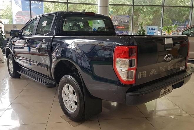 Ford Ranger XLS một cầu số tự động, số sàn- Chi tiết giá bán, giá lăn bánh 6