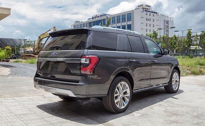 Ford Expedition giá bán và thông số kỹ thuật 3