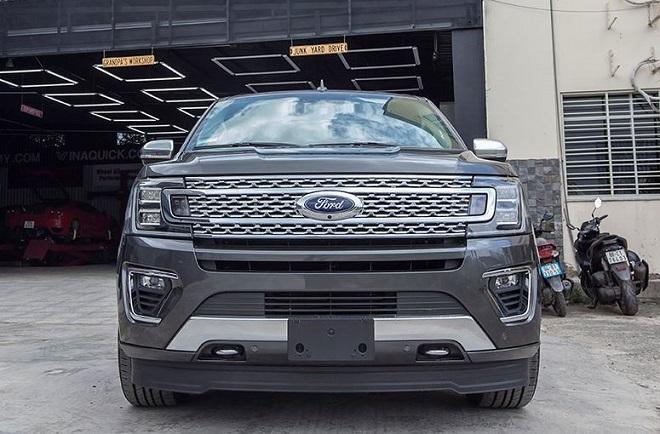 Ford Expedition giá bán và thông số kỹ thuật 4