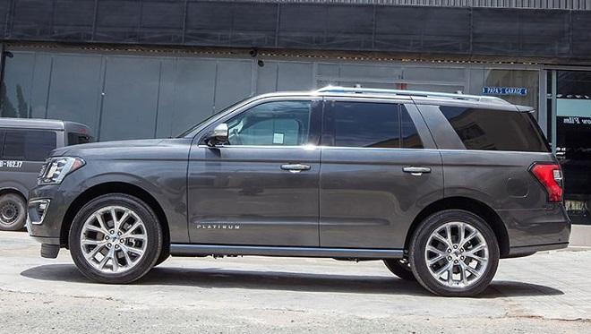 Ford Expedition giá bán và thông số kỹ thuật 2