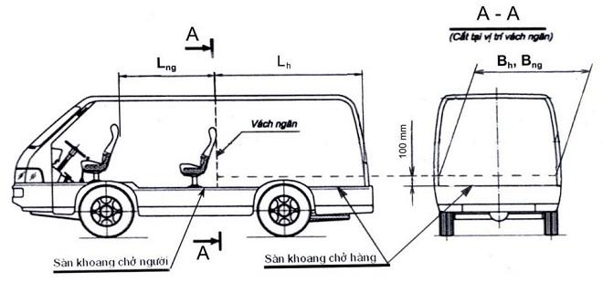 Dịch vụ hoán cải, cải tạo xe khách 16 chỗ thành xe Van 3 chỗ, 6 chỗ 5