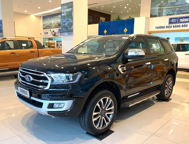 Ford Everest 11