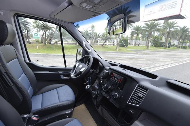 Hyundai Solati cứu thương - Giá xe và trang thiết bị y tế hiện đại 4