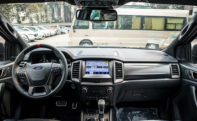 Ford Ranger Raptor đánh giá chi tiết kèm bảng giá lăn bánh 6