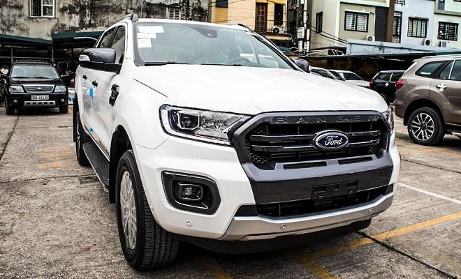 Ford Ranger Wildtrak đánh giá chi tiết kèm giá bán & giá lăn bánh 3