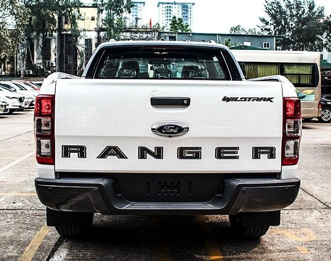 Ford Ranger Wildtrak đánh giá chi tiết kèm giá bán & giá lăn bánh 6