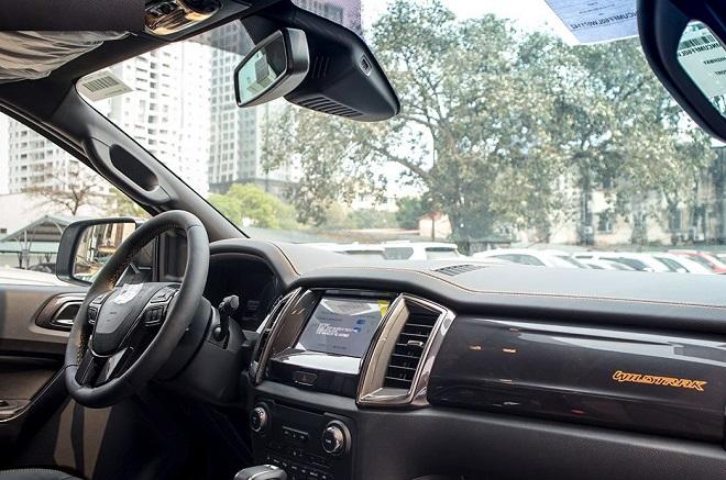 Ford Ranger Wildtrak đánh giá chi tiết kèm giá bán & giá lăn bánh 9