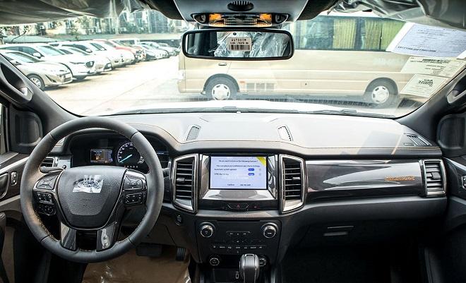 Ford Ranger Wildtrak đánh giá chi tiết kèm giá bán & giá lăn bánh 7