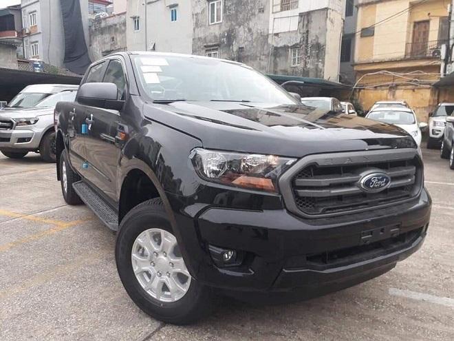 Ford Ranger XLS một cầu số tự động, số sàn- Chi tiết giá bán, giá lăn bánh 1
