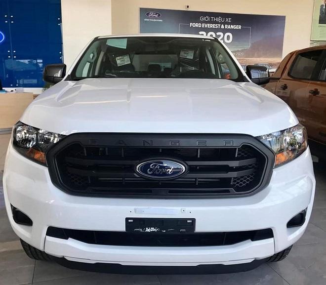 Ford Ranger XL hai cầu số sàn - đánh giá và giá bán kèm giá lăn bánh 3