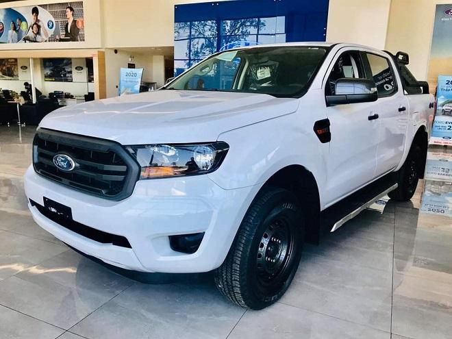 Ford Ranger XL hai cầu số sàn - đánh giá và giá bán kèm giá lăn bánh 2