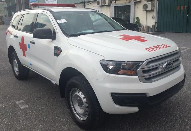 Xe cứu thương: Giá bán, thông số các loại xe cứu thương tại Việt Nam 4